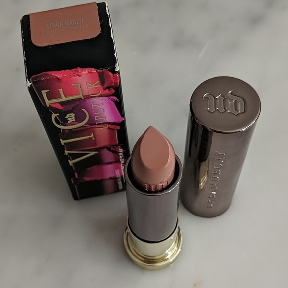 "Urban Decay Other - Urban decay vice lipstick ""Stark naked"""